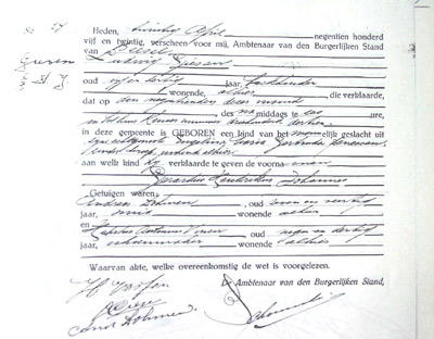 executie notariële akte